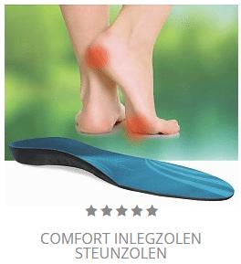 Footactive - Inlegzolen