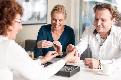 Ga je trouwen? Zorg dan voor een unieke trouwring in Apeldoorn